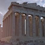 DM-Parthenon